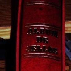 Sellos: TAPAS SIN TITULO Y ESTUCHE DE FILABO, PARA HOJAS DE 15 ANILLAS, ROJOS. Lote 105852111