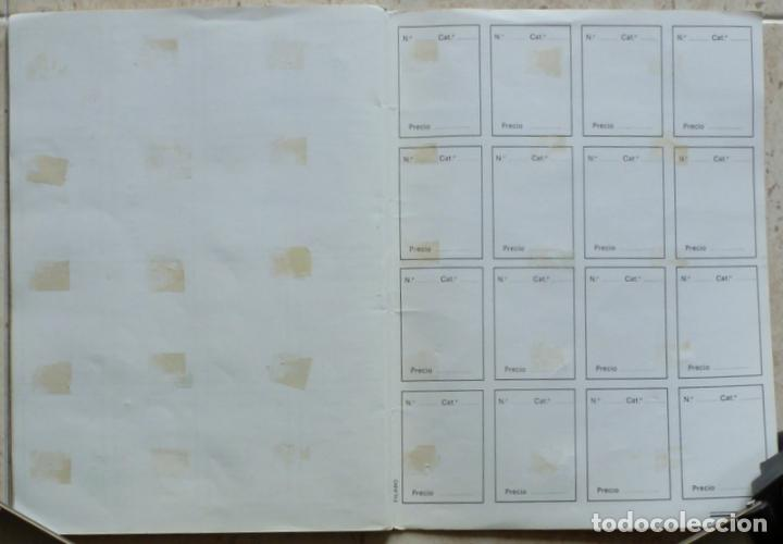 Sellos: 5 Cuadernos - archivadores de sellos- 20 hojas - Foto 2 - 112714835