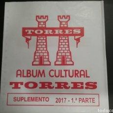 Sellos: SUPLEMENTO TORRES PRIMERA PARTE 2017 SIN ESTUCHAR. Lote 115076774
