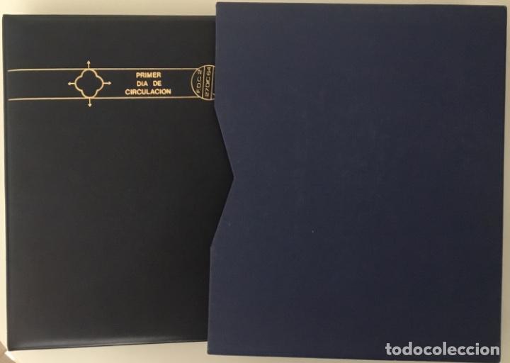 ÁLBUM FILABO FDC2 PARA SOBRES PRIMER DÍA (CON 30 HOJAS) (Sellos - Material Filatélico - Álbumes de Sellos)