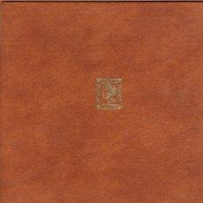 Sellos: ALBUM PARA SOBRES DE PRIMER DIA O MATASELLOS ESPECIALES, CAPACIDAD: 60 SOBRES. Lote 119464871