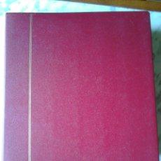 Sellos: FRANCIA,ALBUM DE SELLOS SAFE,1938/45,BUEN ESTADO.CONTIENE ALGUNOS SELLOS,LOS QUE SE VEN EN LAS FOTOS. Lote 124452815