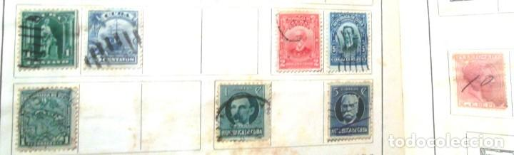 Sellos: Petit Album de timbres-poste Yvert et Tellier 1921 des cinq parties du monde 7 ed Amiens TBE - Foto 3 - 126168931