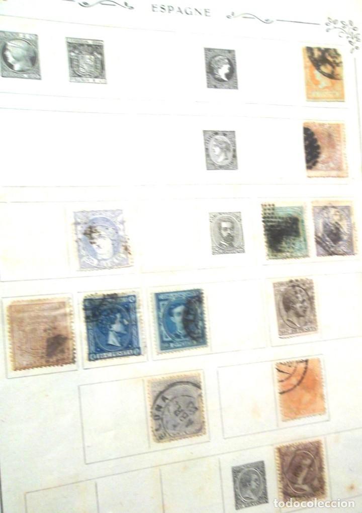 Sellos: Petit Album de timbres-poste Yvert et Tellier 1921 des cinq parties du monde 7 ed Amiens TBE - Foto 5 - 126168931