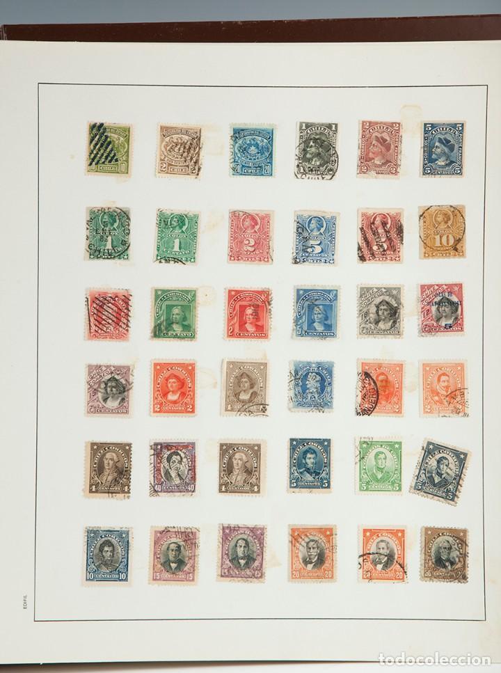 Sellos: TRES ÁLBUMES CON SELLOS DE AMÉRICA, 185 PÁGINAS EN TOTAL, - Foto 2 - 127646055