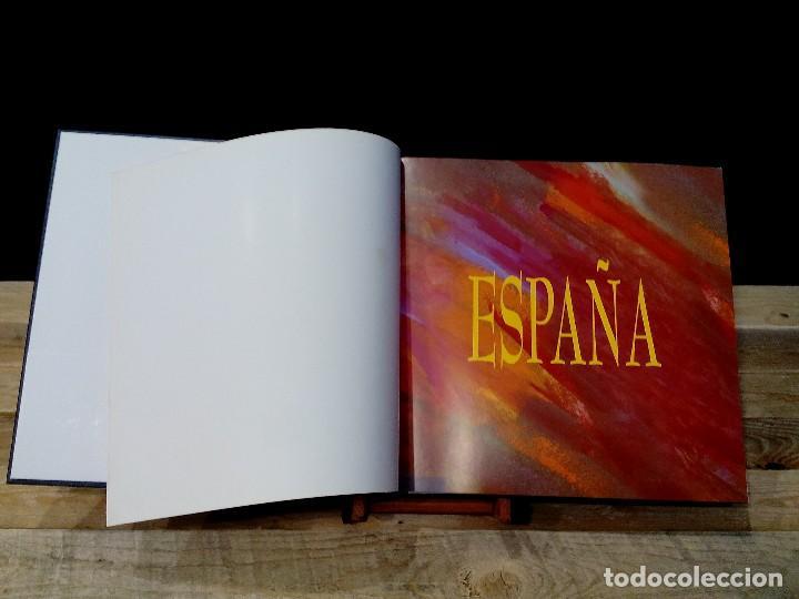 Sellos: EMISIONES DE SELLOS EDIFIL ESPAÑA-ANDORRA. (2002). - ALBÚM COMPLETO. (40 FOTOGRAFÍAS). - Foto 2 - 128476351