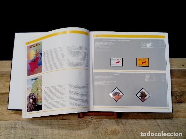 Sellos: EMISIONES DE SELLOS EDIFIL ESPAÑA-ANDORRA. (2002). - ALBÚM COMPLETO. (40 FOTOGRAFÍAS). - Foto 4 - 128476351