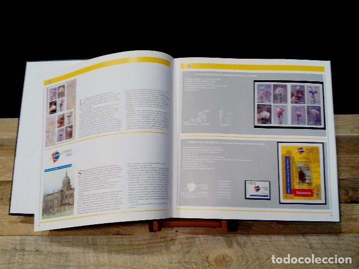 Sellos: EMISIONES DE SELLOS EDIFIL ESPAÑA-ANDORRA. (2002). - ALBÚM COMPLETO. (40 FOTOGRAFÍAS). - Foto 5 - 128476351