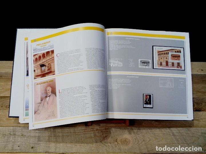 Sellos: EMISIONES DE SELLOS EDIFIL ESPAÑA-ANDORRA. (2002). - ALBÚM COMPLETO. (40 FOTOGRAFÍAS). - Foto 7 - 128476351