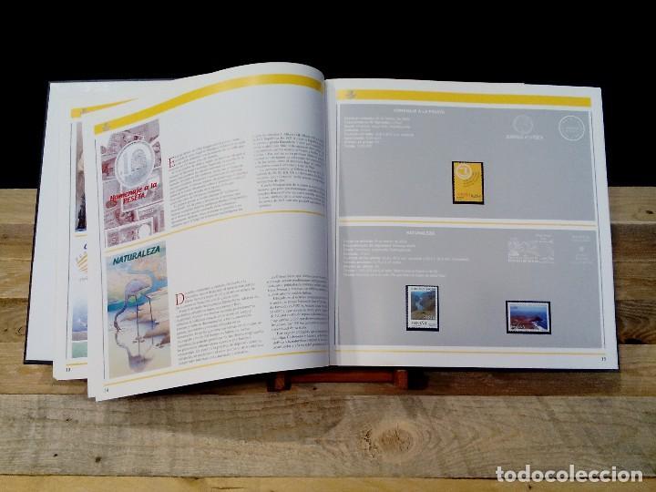 Sellos: EMISIONES DE SELLOS EDIFIL ESPAÑA-ANDORRA. (2002). - ALBÚM COMPLETO. (40 FOTOGRAFÍAS). - Foto 8 - 128476351