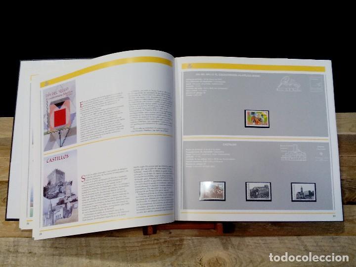 Sellos: EMISIONES DE SELLOS EDIFIL ESPAÑA-ANDORRA. (2002). - ALBÚM COMPLETO. (40 FOTOGRAFÍAS). - Foto 10 - 128476351
