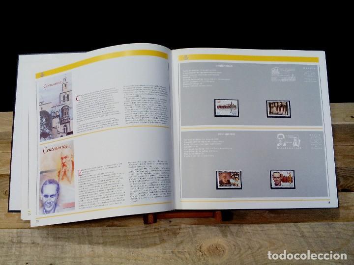Sellos: EMISIONES DE SELLOS EDIFIL ESPAÑA-ANDORRA. (2002). - ALBÚM COMPLETO. (40 FOTOGRAFÍAS). - Foto 11 - 128476351