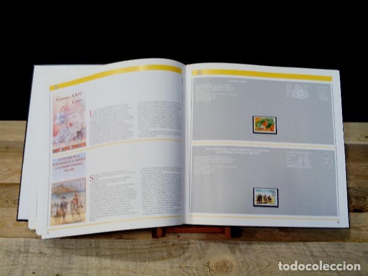 Sellos: EMISIONES DE SELLOS EDIFIL ESPAÑA-ANDORRA. (2002). - ALBÚM COMPLETO. (40 FOTOGRAFÍAS). - Foto 12 - 128476351