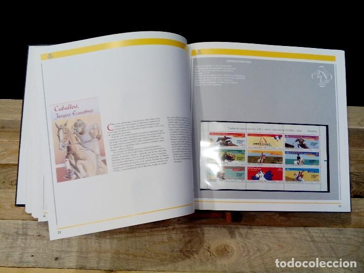 Sellos: EMISIONES DE SELLOS EDIFIL ESPAÑA-ANDORRA. (2002). - ALBÚM COMPLETO. (40 FOTOGRAFÍAS). - Foto 13 - 128476351
