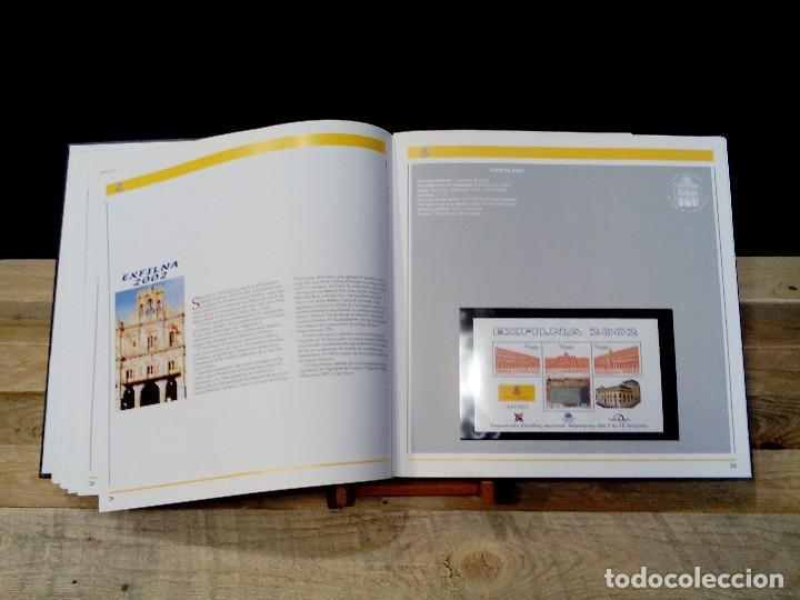 Sellos: EMISIONES DE SELLOS EDIFIL ESPAÑA-ANDORRA. (2002). - ALBÚM COMPLETO. (40 FOTOGRAFÍAS). - Foto 15 - 128476351