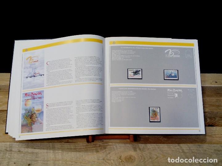 Sellos: EMISIONES DE SELLOS EDIFIL ESPAÑA-ANDORRA. (2002). - ALBÚM COMPLETO. (40 FOTOGRAFÍAS). - Foto 16 - 128476351