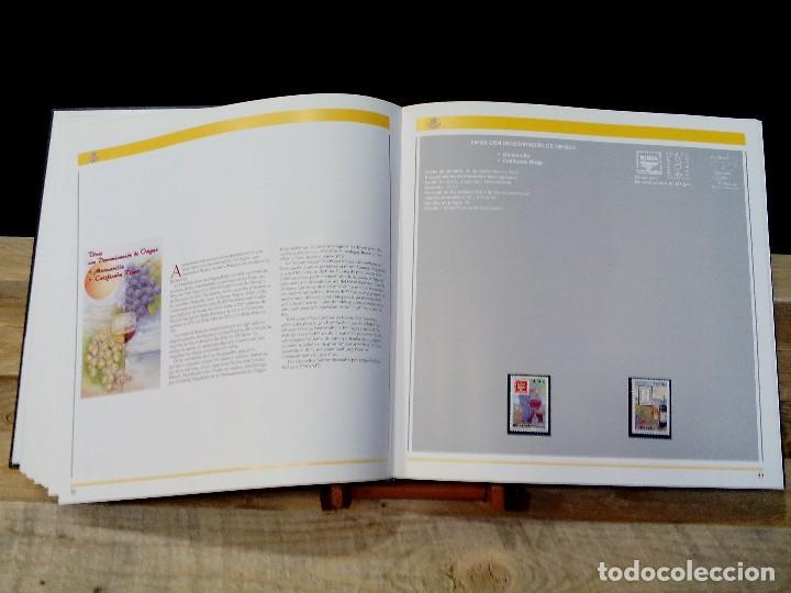 Sellos: EMISIONES DE SELLOS EDIFIL ESPAÑA-ANDORRA. (2002). - ALBÚM COMPLETO. (40 FOTOGRAFÍAS). - Foto 17 - 128476351