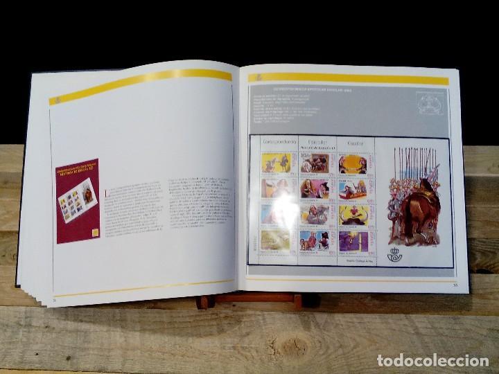 Sellos: EMISIONES DE SELLOS EDIFIL ESPAÑA-ANDORRA. (2002). - ALBÚM COMPLETO. (40 FOTOGRAFÍAS). - Foto 18 - 128476351