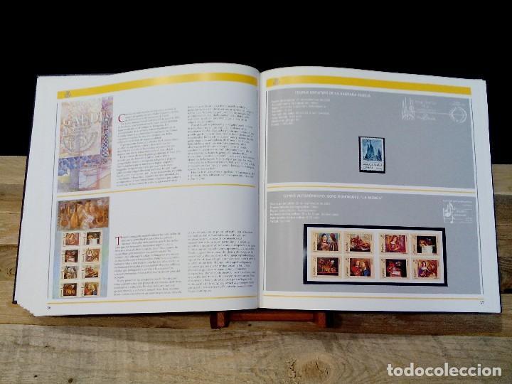Sellos: EMISIONES DE SELLOS EDIFIL ESPAÑA-ANDORRA. (2002). - ALBÚM COMPLETO. (40 FOTOGRAFÍAS). - Foto 19 - 128476351