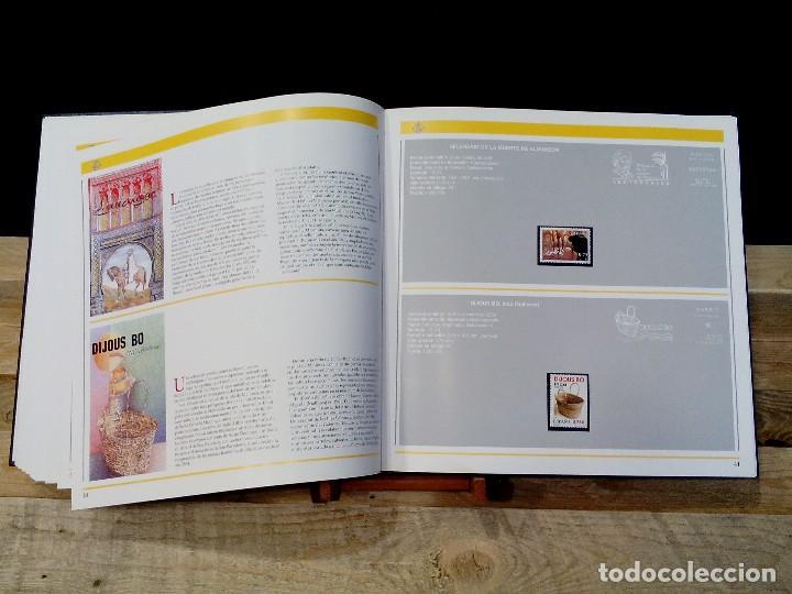 Sellos: EMISIONES DE SELLOS EDIFIL ESPAÑA-ANDORRA. (2002). - ALBÚM COMPLETO. (40 FOTOGRAFÍAS). - Foto 21 - 128476351