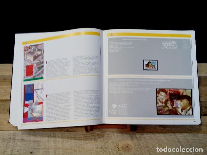 Sellos: EMISIONES DE SELLOS EDIFIL ESPAÑA-ANDORRA. (2002). - ALBÚM COMPLETO. (40 FOTOGRAFÍAS). - Foto 23 - 128476351