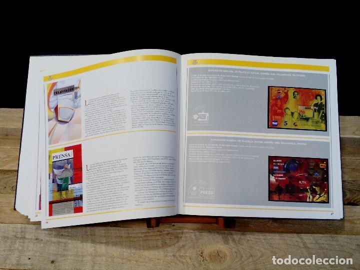 Sellos: EMISIONES DE SELLOS EDIFIL ESPAÑA-ANDORRA. (2002). - ALBÚM COMPLETO. (40 FOTOGRAFÍAS). - Foto 24 - 128476351