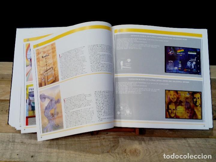 Sellos: EMISIONES DE SELLOS EDIFIL ESPAÑA-ANDORRA. (2002). - ALBÚM COMPLETO. (40 FOTOGRAFÍAS). - Foto 25 - 128476351