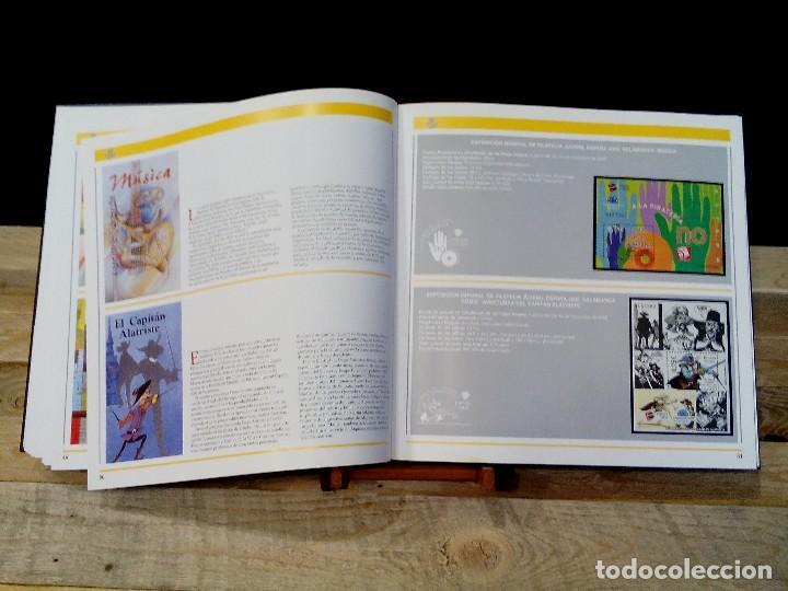 Sellos: EMISIONES DE SELLOS EDIFIL ESPAÑA-ANDORRA. (2002). - ALBÚM COMPLETO. (40 FOTOGRAFÍAS). - Foto 26 - 128476351
