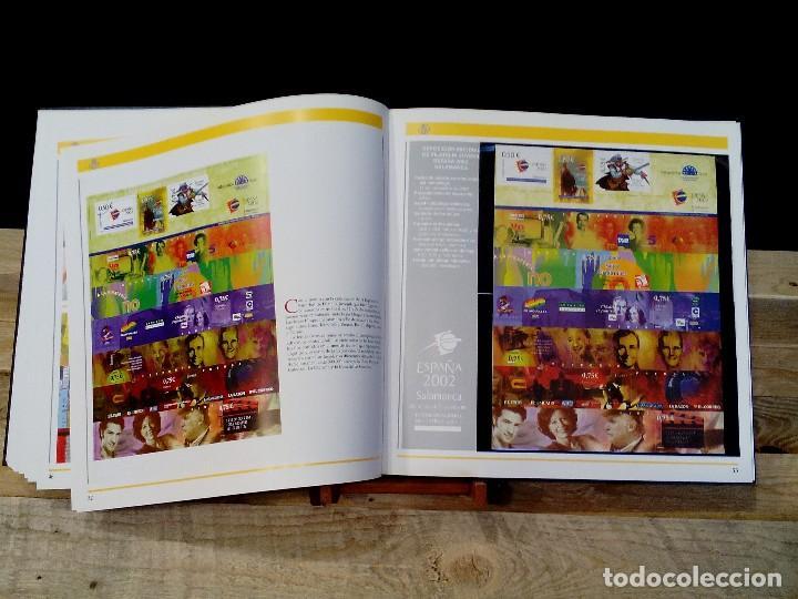 Sellos: EMISIONES DE SELLOS EDIFIL ESPAÑA-ANDORRA. (2002). - ALBÚM COMPLETO. (40 FOTOGRAFÍAS). - Foto 27 - 128476351