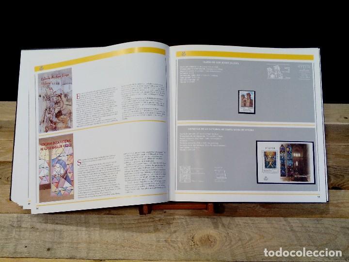 Sellos: EMISIONES DE SELLOS EDIFIL ESPAÑA-ANDORRA. (2002). - ALBÚM COMPLETO. (40 FOTOGRAFÍAS). - Foto 28 - 128476351