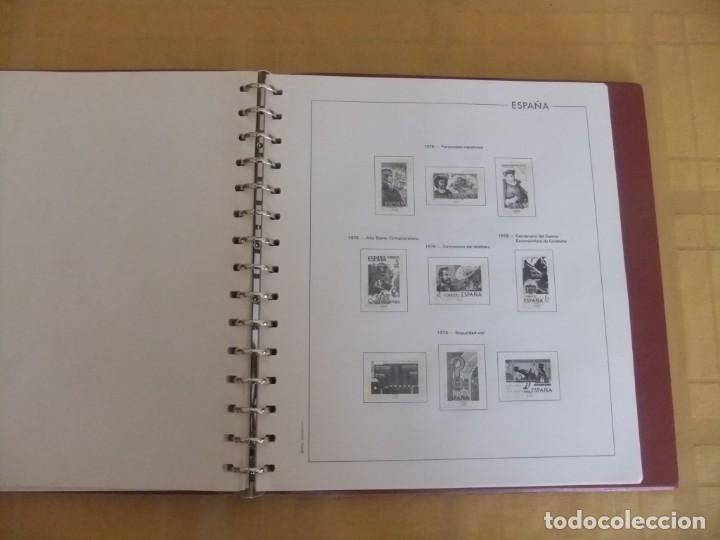 Sellos: LOTE515, ALBUM DE SEGUNDA MANO CON SUPLEMENTOS SIN MONTAR, AÑOS 1970/1981. - Foto 9 - 131560622