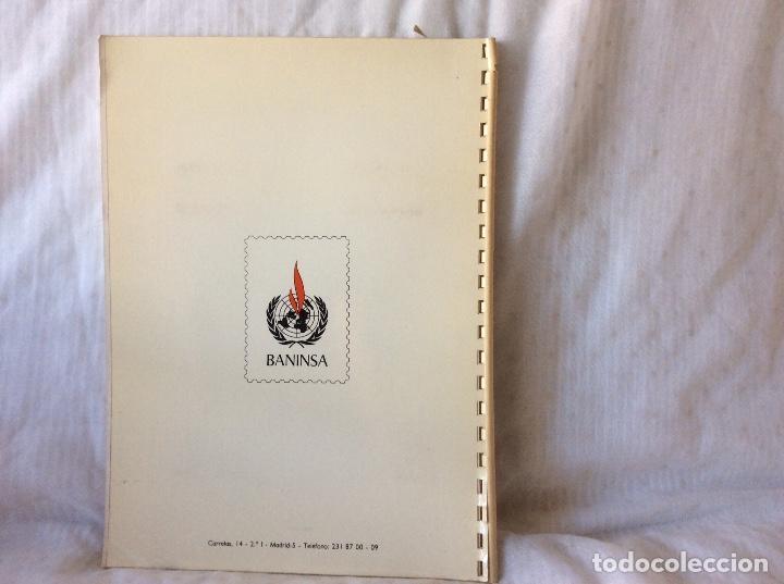 Sellos: Album sellos Fauna Hispana...sellos 1971-1983 - Foto 2 - 132358266