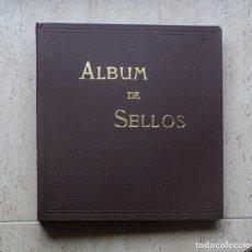 Sellos: ALBUM CON 50 HOJAS (TODO USADO EN MUY BUEN ESTADOI). Lote 133571846