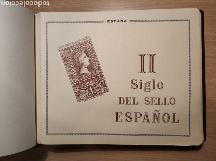 Sellos: Album de sellos de 1950 a 1975 - Foto 4 - 138534877