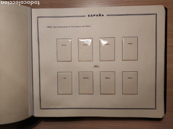 Sellos: Album de sellos de 1950 a 1975 - Foto 5 - 138534877