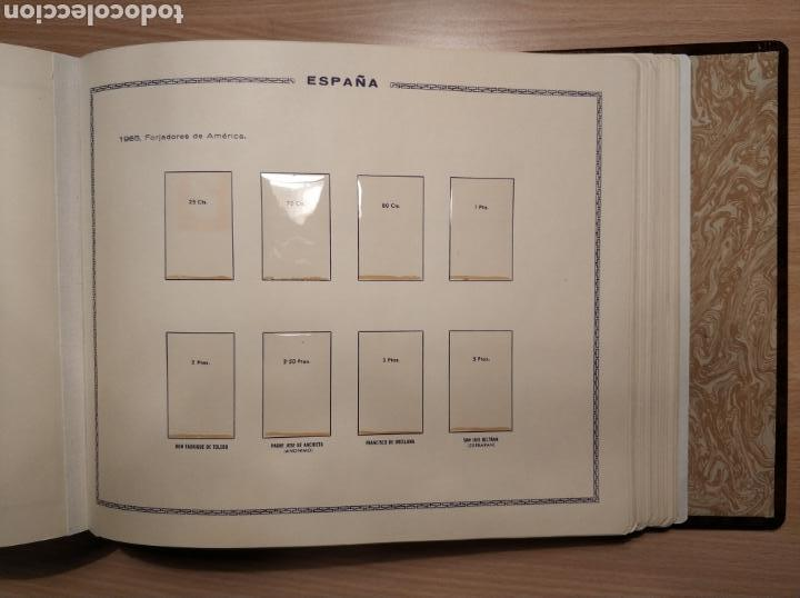 Sellos: Album de sellos de 1950 a 1975 - Foto 7 - 138534877