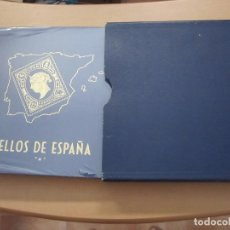 Sellos: ALBUM DE SELLOS DE ESPAÑA PHILOS (VER DESCRIPCIÓN). Lote 138860746