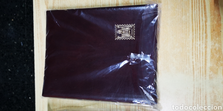 Sellos: Álbum de sellos filatelico | De piel |Gran calidad. - Foto 4 - 139953012