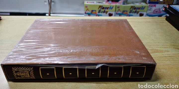Sellos: Álbum de sellos filatelico | De piel |Gran calidad. - Foto 5 - 139953012