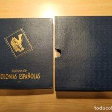 Sellos: ALBUM DE SELLOS PARA COLONIAS ESPAÑOLAS. Lote 146342022