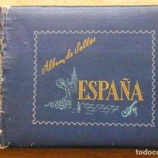Sellos: ANTIGUO ALBUM CULTURAL TORRES (PERIODO 1939-1964). Lote 148187922