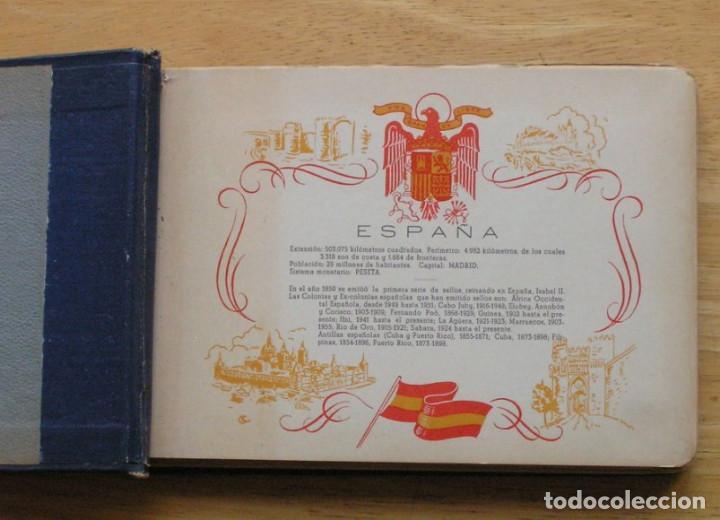 Sellos: ANTIGUO ALBUM CULTURAL TORRES (PERIODO 1939-1964) - Foto 2 - 148187922