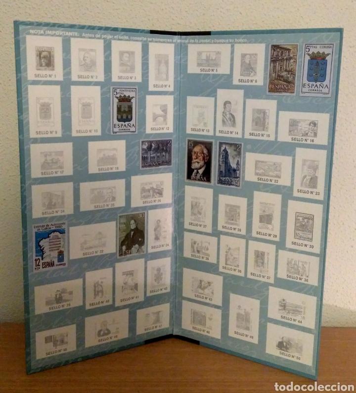 Sellos: Álbum Historia Postal de Galicia - Foto 4 - 148690754