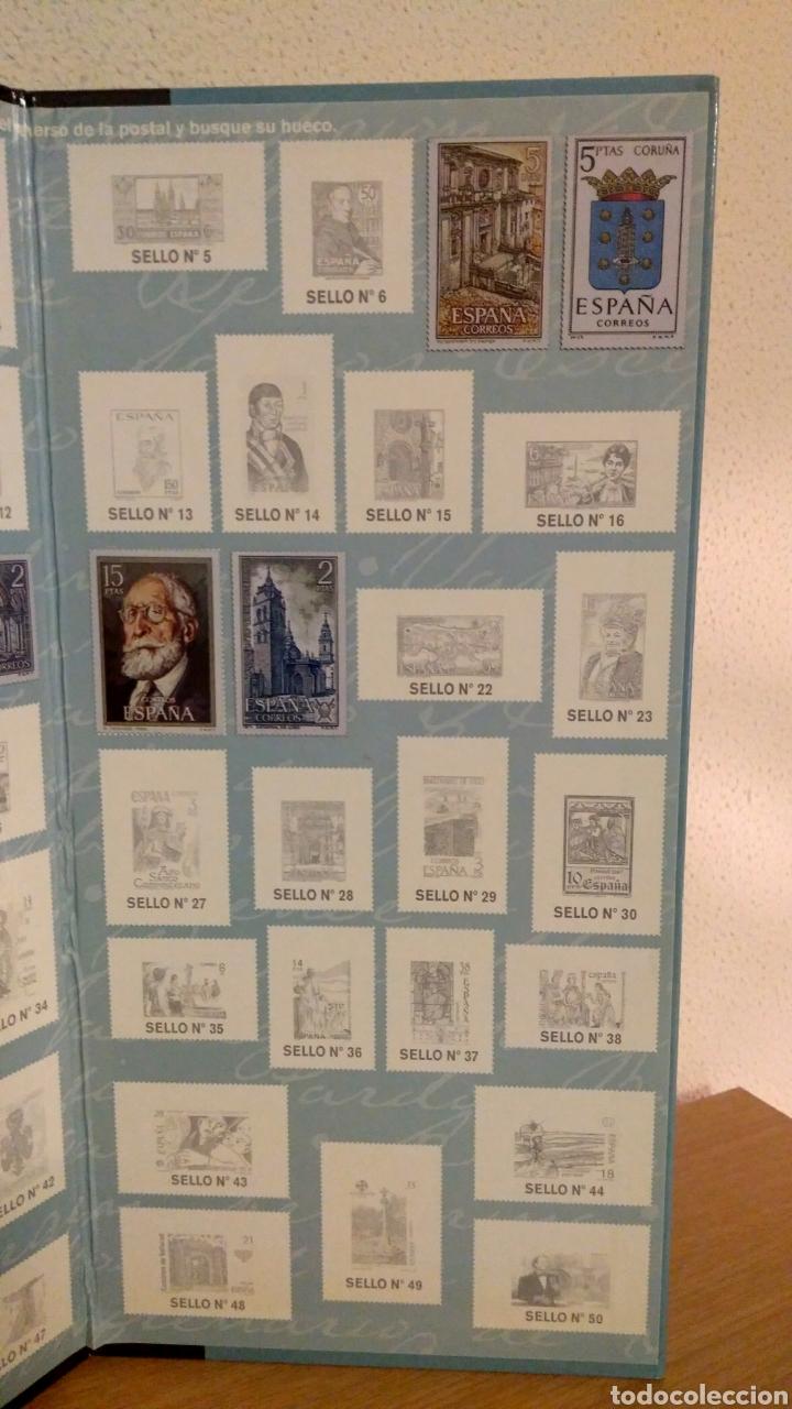 Sellos: Álbum Historia Postal de Galicia - Foto 6 - 148690754