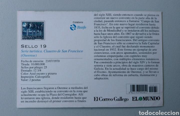 Sellos: Álbum Historia Postal de Galicia - Foto 10 - 148690754