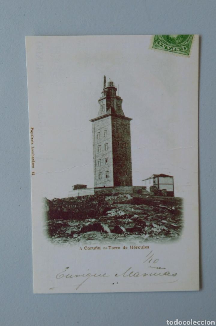 Sellos: Álbum Historia Postal de Galicia - Foto 14 - 148690754