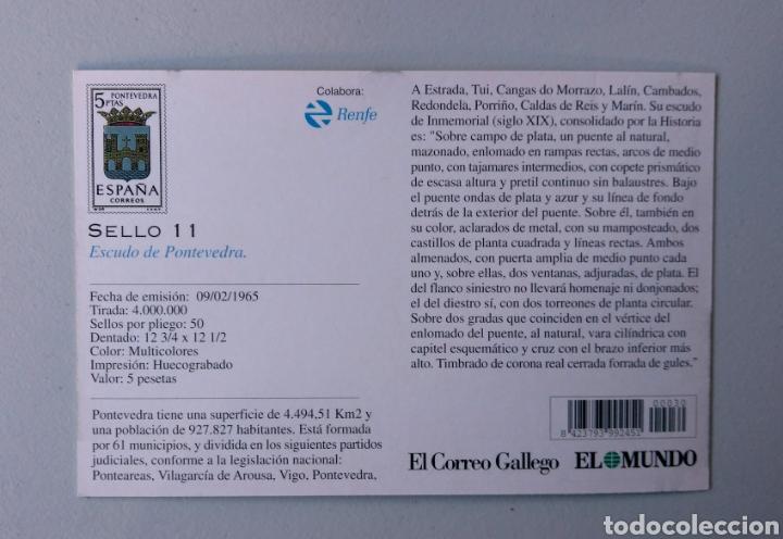 Sellos: Álbum Historia Postal de Galicia - Foto 15 - 148690754