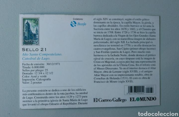 Sellos: Álbum Historia Postal de Galicia - Foto 18 - 148690754