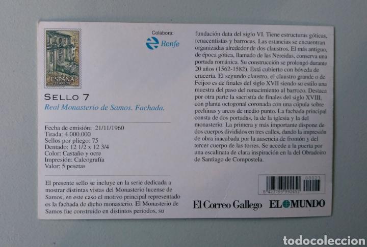 Sellos: Álbum Historia Postal de Galicia - Foto 20 - 148690754