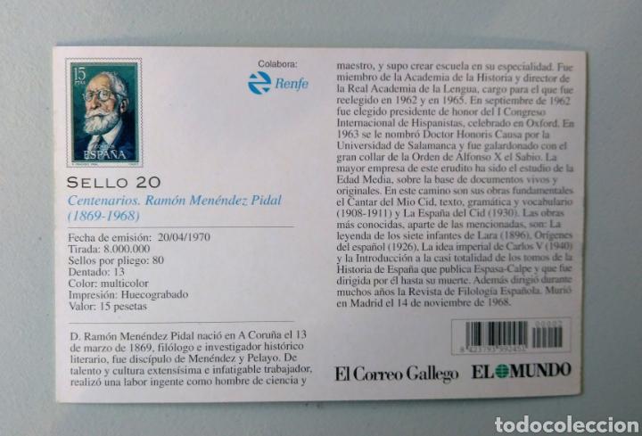 Sellos: Álbum Historia Postal de Galicia - Foto 22 - 148690754